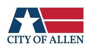 allen city logo