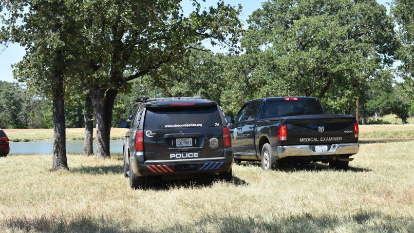North Texas Man Drowns in Pond After Trying to Save Calf