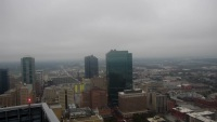 Time Lapse: Clouds Roll Through Downtown Fort Worth