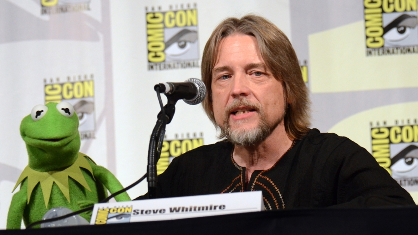 """2015 Comic-Con - """"The Muppets"""" Panel"""