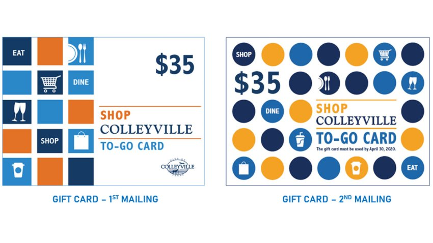photo of gift cards