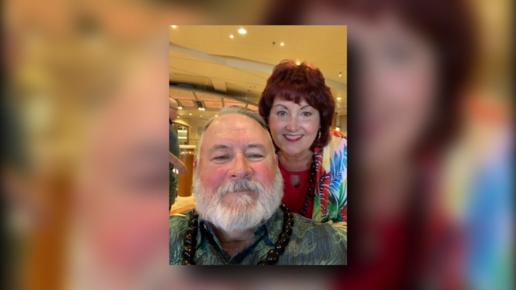 A Crowley widow filed a lawsuit against Princess Cruise Lines Tuesday claiming they knowingly exposed her and her husband to the coronavirus.