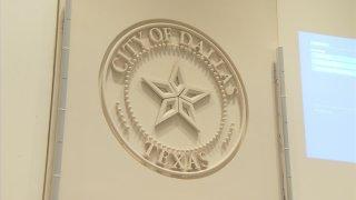 dallas city council logo