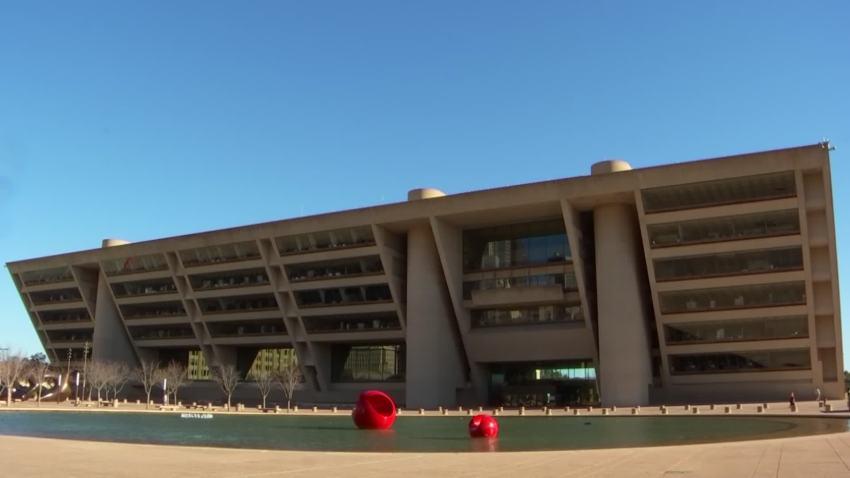 dallas city hall feb 2017