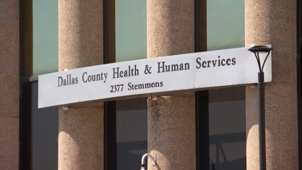 Dallas County Surpasses 2,000 COVID-19 Deaths, Adds 1,174 Cases Sunday