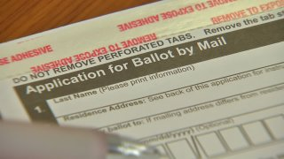 dallas county mail in ballot