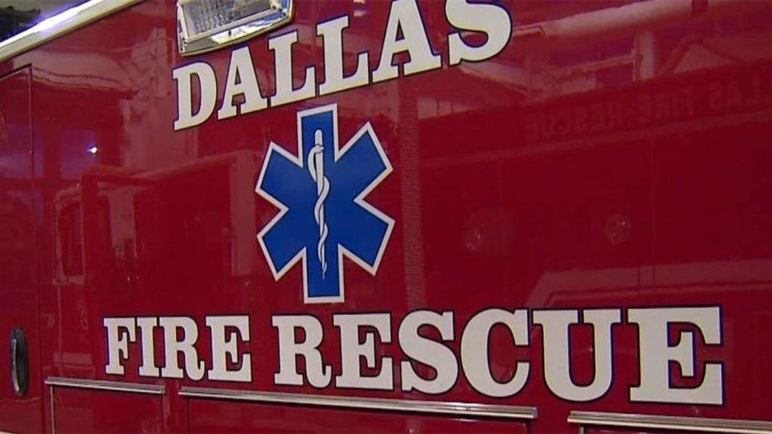 DFR ambulance