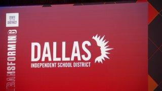 Picture of Dallas ISD logo