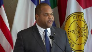 Dallas Mayor Eric Johnson