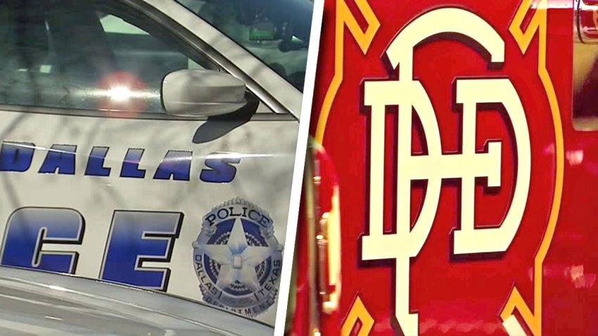 dallas-police-fire-vehicles
