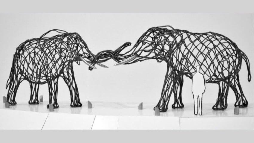 dallas-zoo-elephant-sculpture