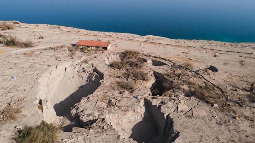 Israel Holy Land Drought Photo Essay