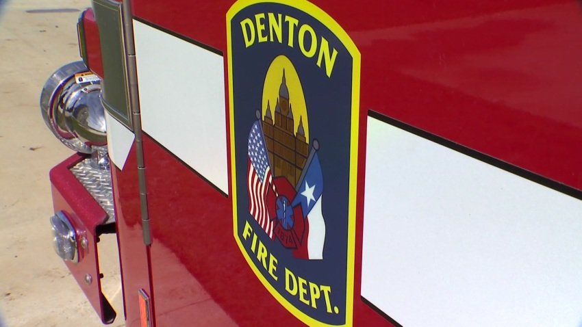 denton fire department