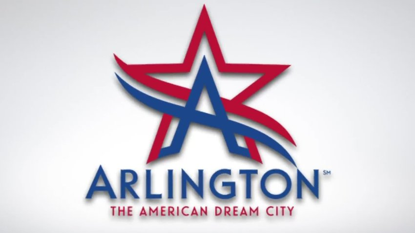 Arlington - The American Dream City logo