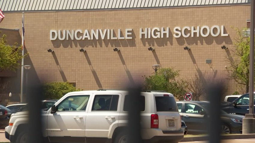 Picture of Duncanville High School