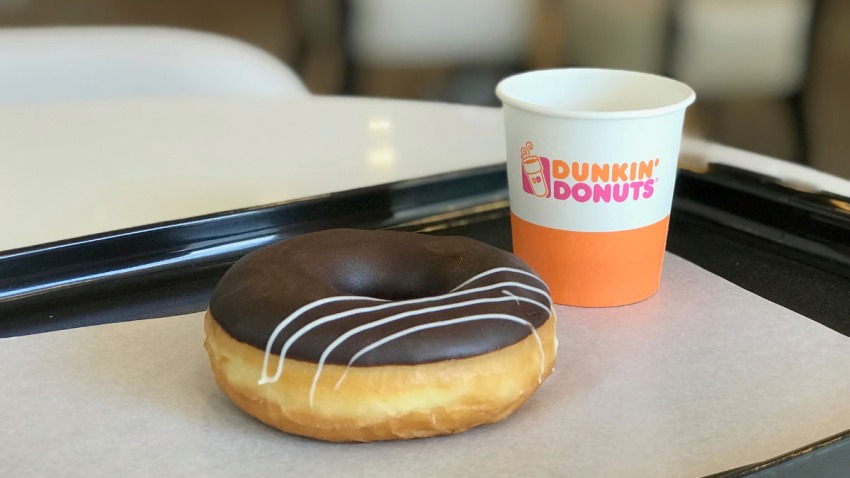 Donuts fotos Dunkin-donut-cafe
