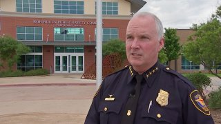 Fort Worth police Chief