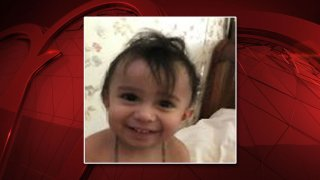 Edgar Nathaniel Jesus Collins, 1, was last seen Saturday morning in Poteet, Texas, authorities say.