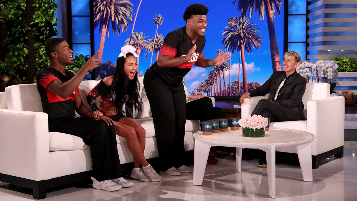 Miss 'The Ellen DeGeneres Show' Thursday? See the Clips Here