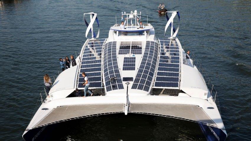 France Hydrogen Boat