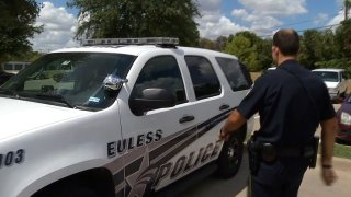 euless police officer