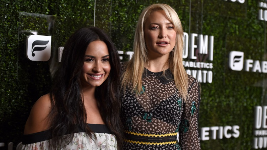 Launch of Demi Lovato and Fabletics Collaboration Collection