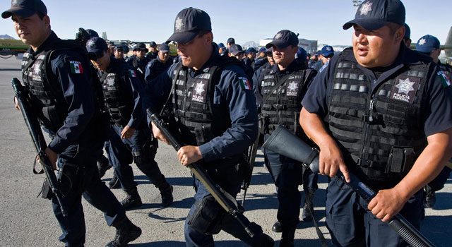 mexican federales