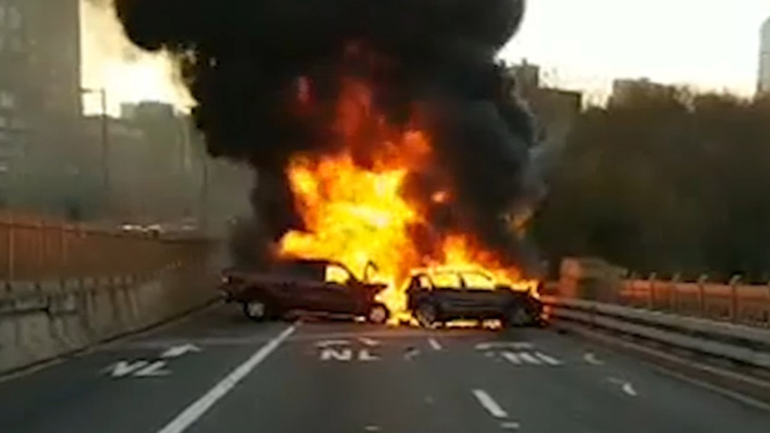 fire on bridge for web