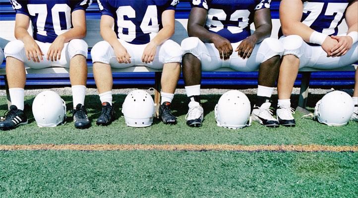 football-bench-generic