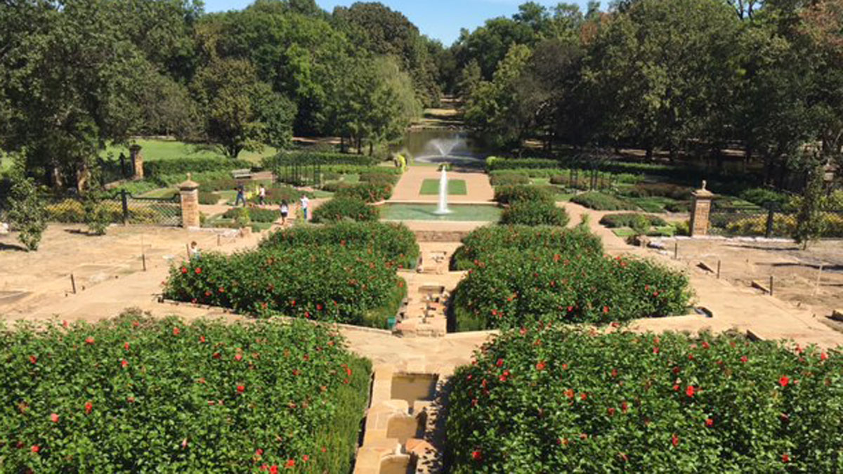 Fort Worth Botanic Gardens to Be Managed by BRIT