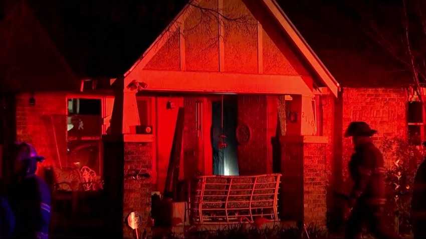 Woman, 70, Found Dead in East Fort Worth House Fire