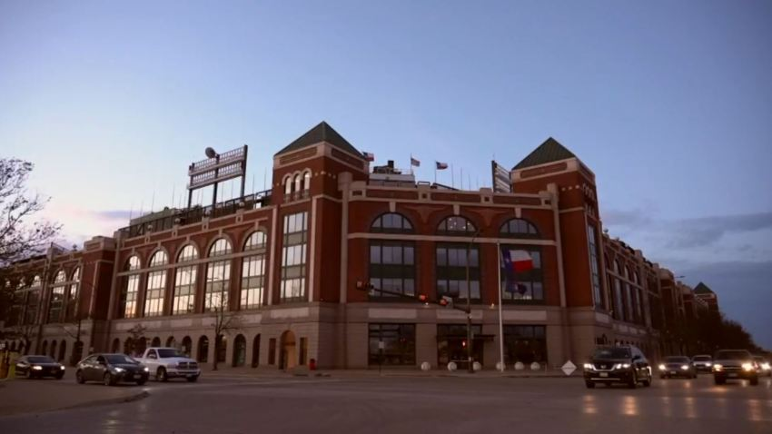 Parking Changing Outside Globe Life Park Field Nbc 5 Dallas