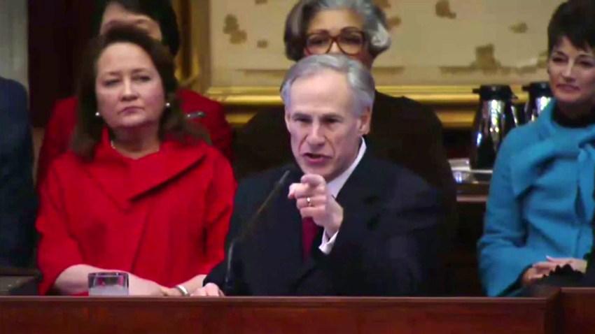 gobernador greg abbott state of the state address
