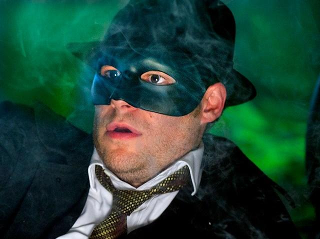 Film Review The Green Hornet
