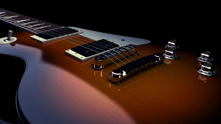 guitar generic wood