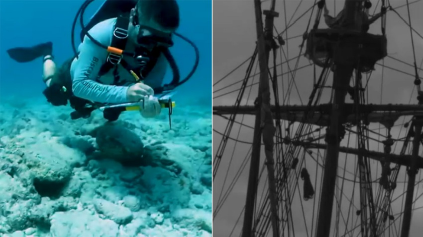 hunt for slave ship 042619