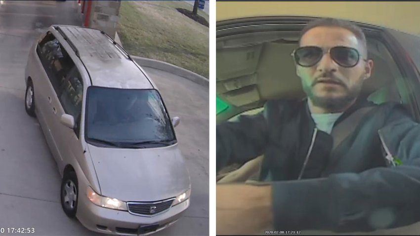 Hurst police issued a warning Thursday after discovering a credit card skimming device on a bank's ATM.