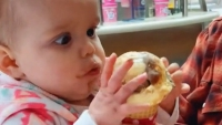 Watch: This Baby's Adorable Reaction to 1st Ice Cream Will Melt Your Heart