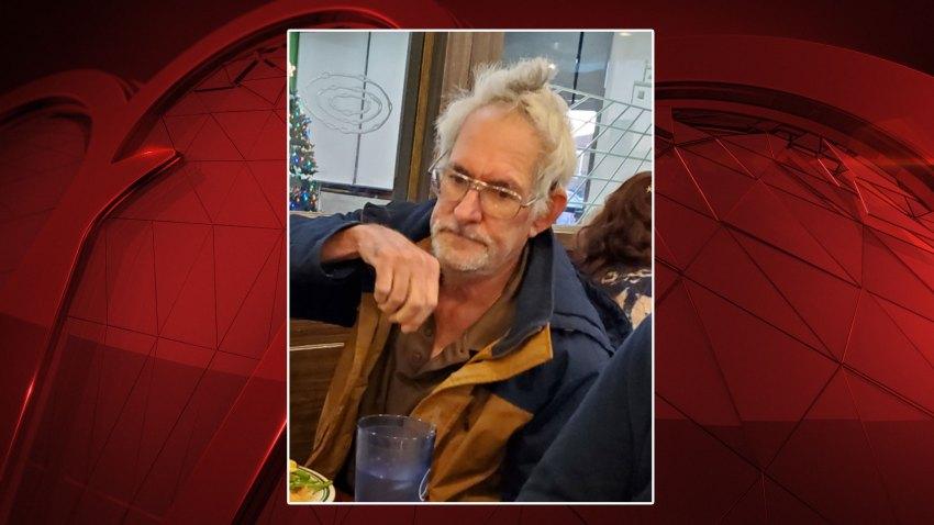 John Thompson, 64, was last seen Sunday morning, police say.