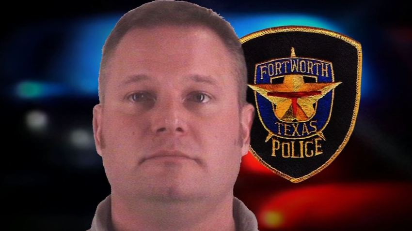 Fort Worth Police Officer Guilty of Lying About Punching Man