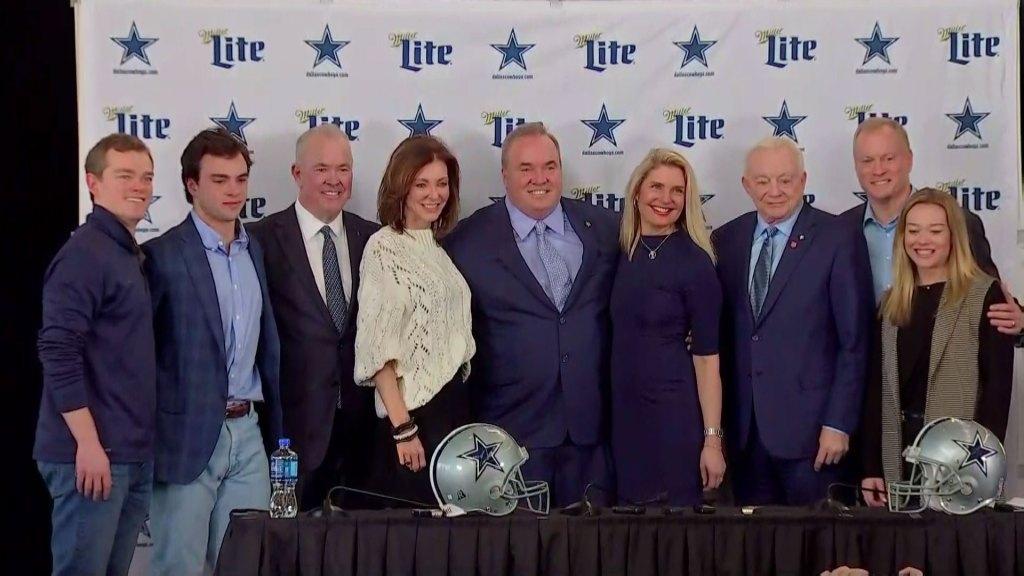 Jones family, McCarthy family