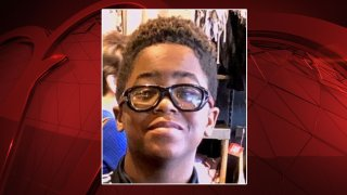 According to police, Joshua Wilson, 12, was last seen about 4 p.m. at his home on the 2900 block of Parkwood Road in Frisco.