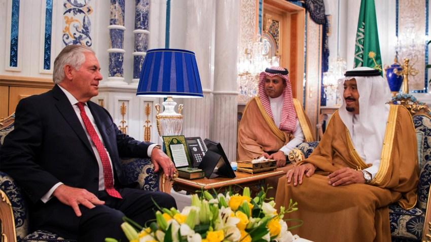 Saudi Tillerson