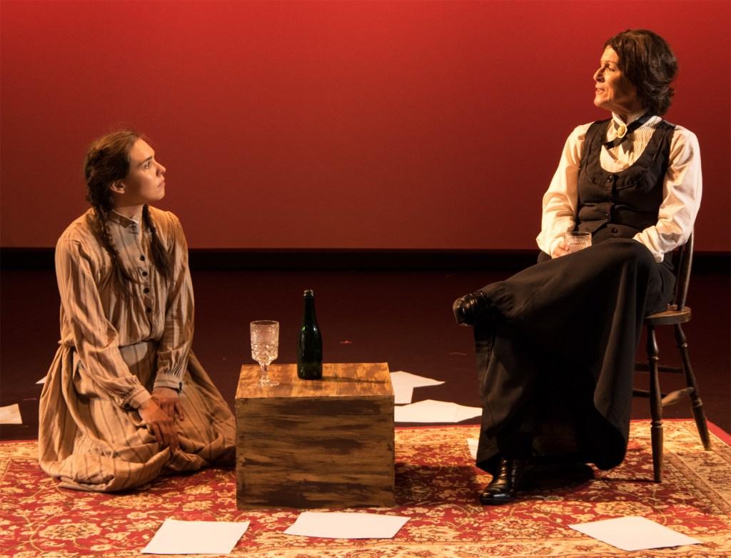 "WingSpan Theatre Company's ""Jo & Louisa"""