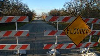lewisville lake flooding