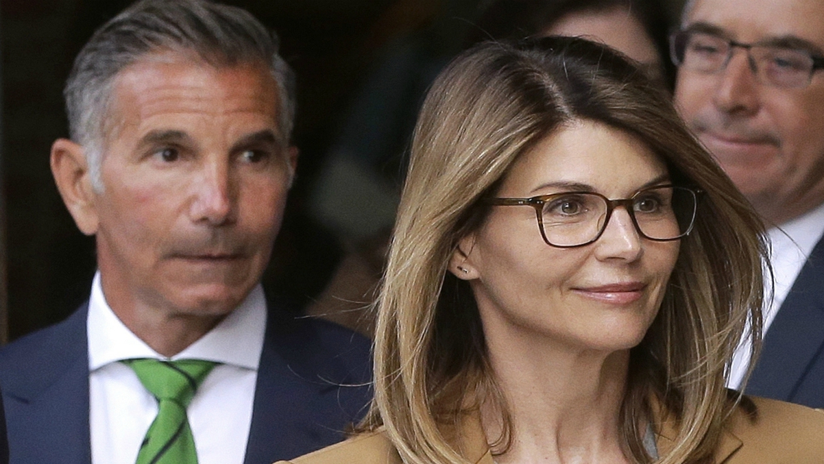 Lori Loughlin, Husband to Serve Prison Time in College Admissions Scandal