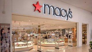 Fotografía genérica de una tienda Macy's.