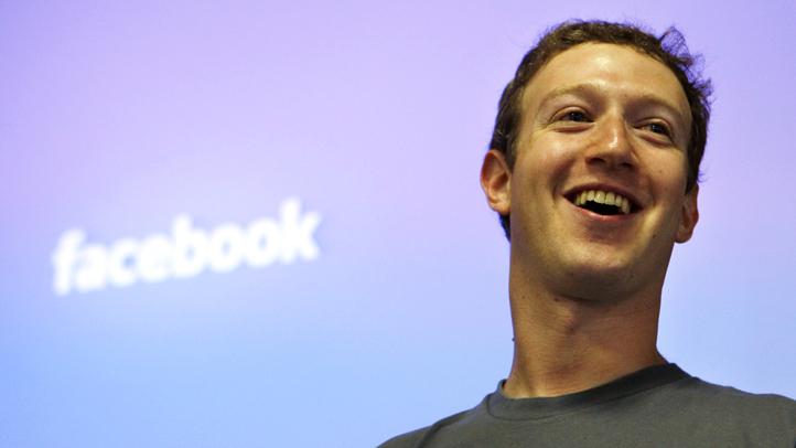 Facebook Zuckerberg Photos