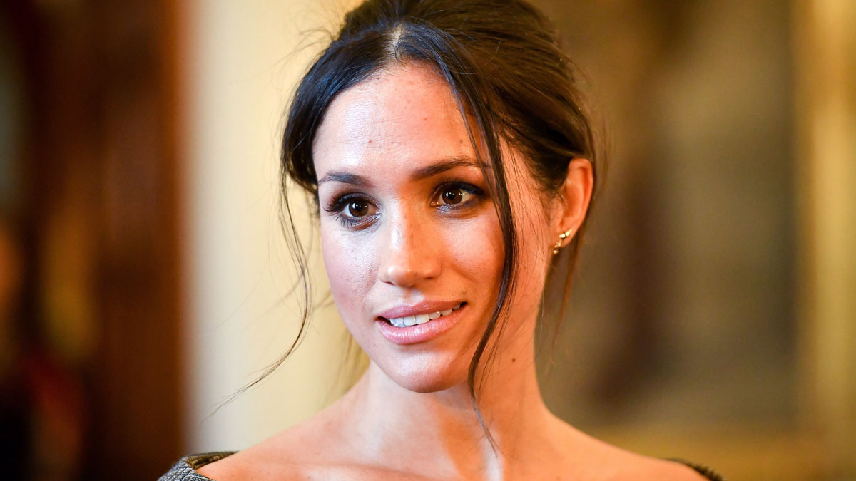 Meghan Markle Makes Surprise Visit at Women's Center in Vancouver