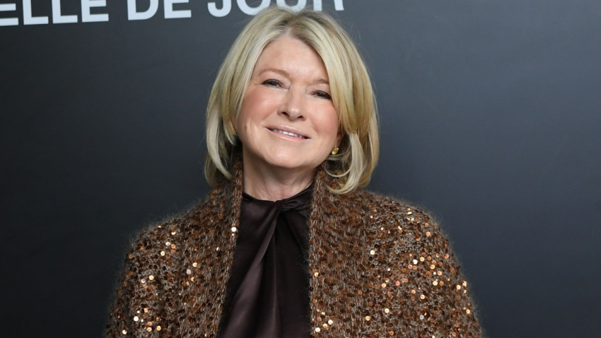"""In this Dec. 19, 2018, file photo, Martha Stewart attends the Saint Laurent Presents """"Belle De Jour"""" 50th Anniversary Screening at Museum of Modern Art in New York City."""
